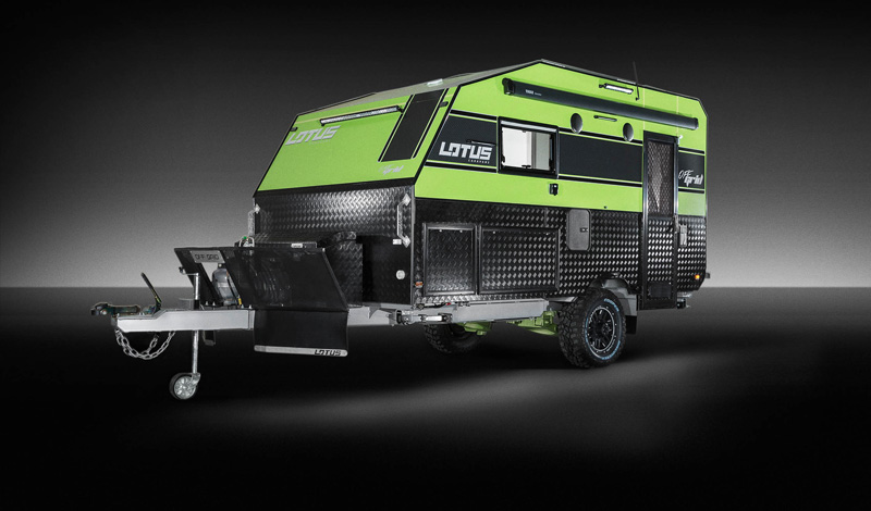 Fantastic Lotus Caravans  Let39s Go Caravanning And Camping Australia