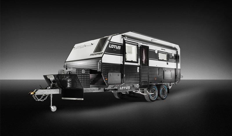 Cool Lotus Caravans