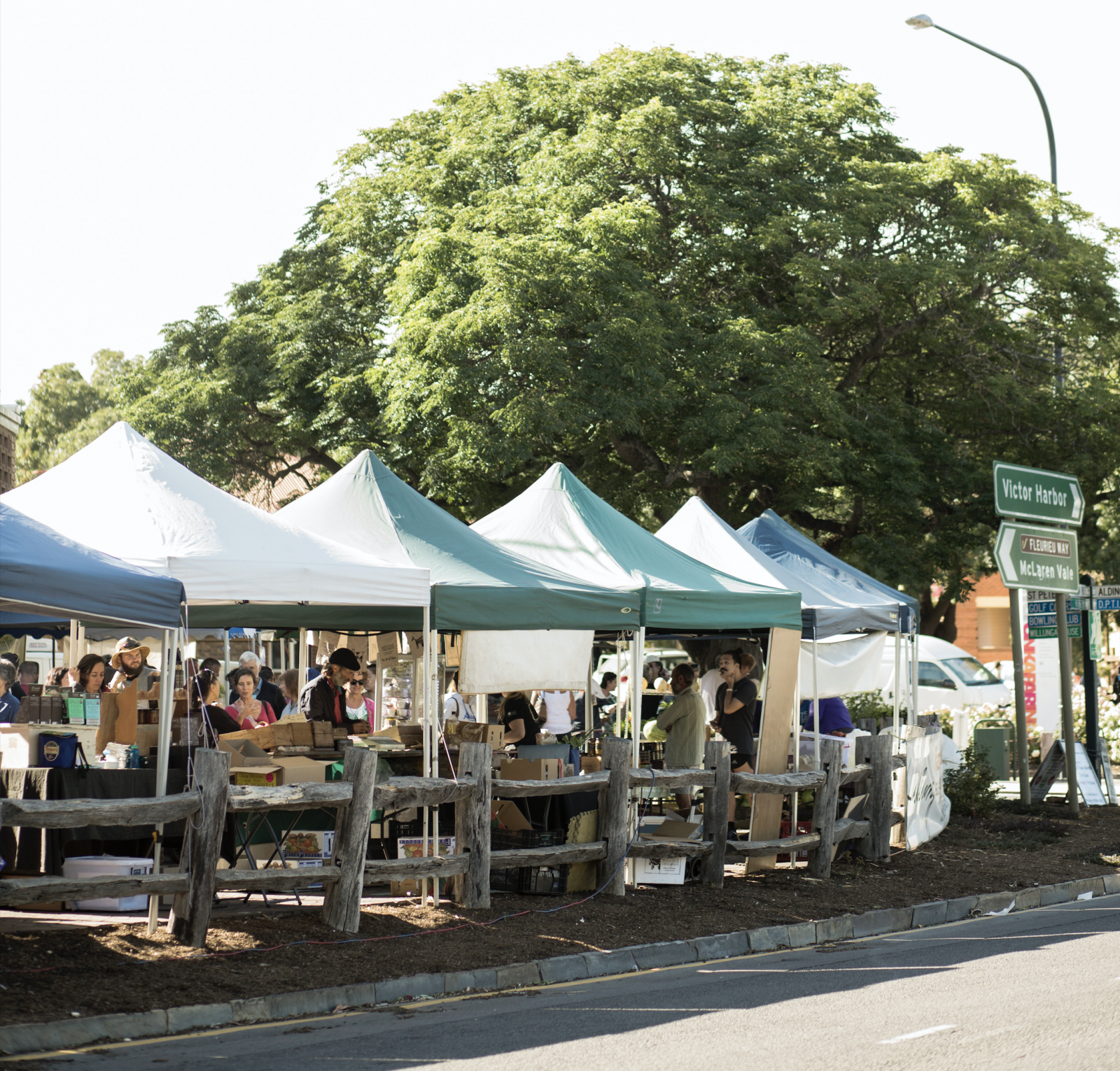 Top 8 Places to Experience - Willunga Farmers' Market