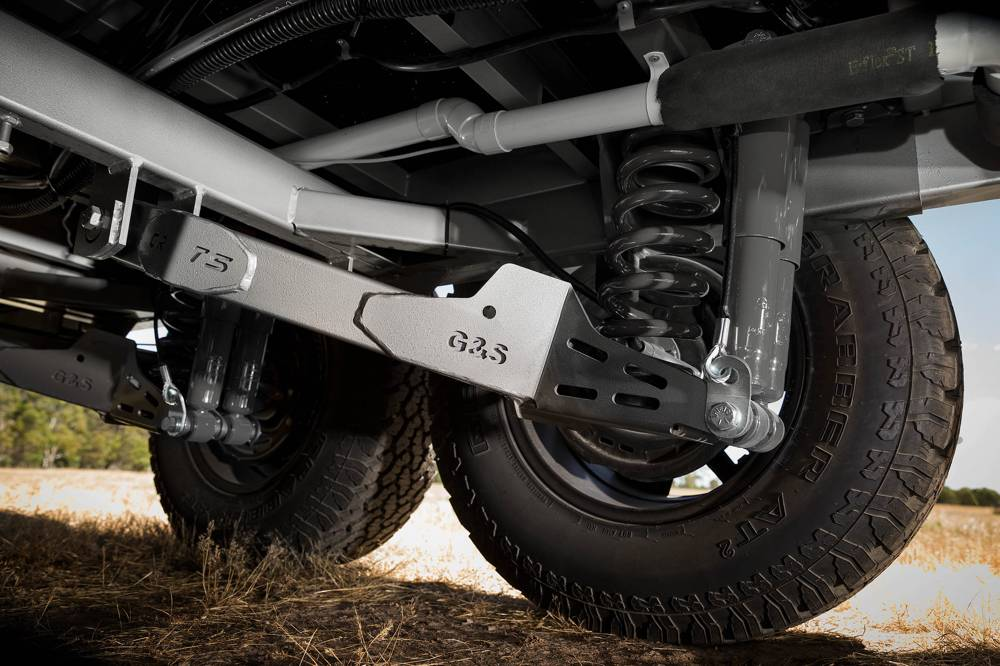 G&S CHASSIS PRODUCT RECALL: Control Rider TS Suspension
