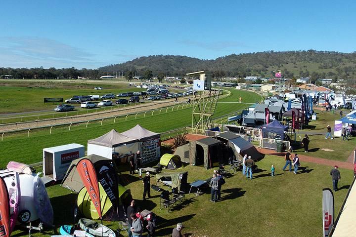 The 2017 Border Caravan & Camping Show
