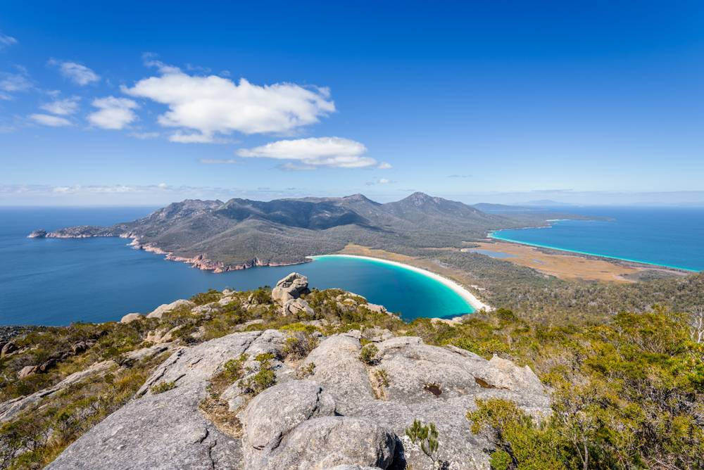 The beauty of Tasmania's East Coast