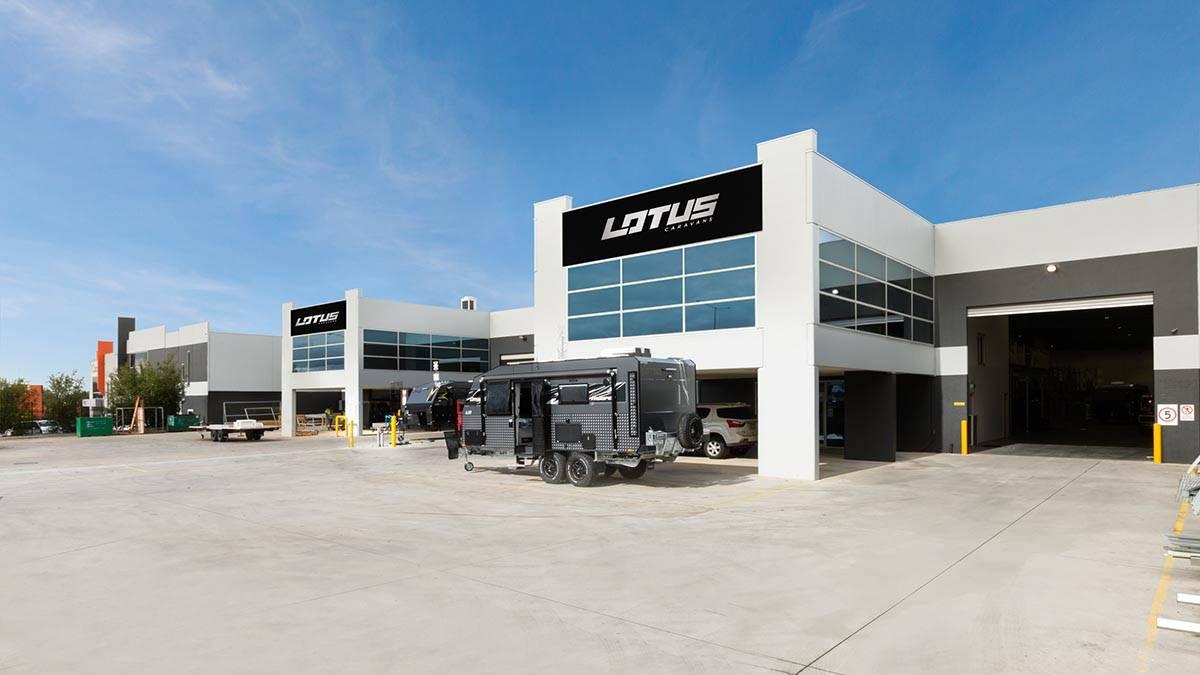 Lotus Factory Expansion