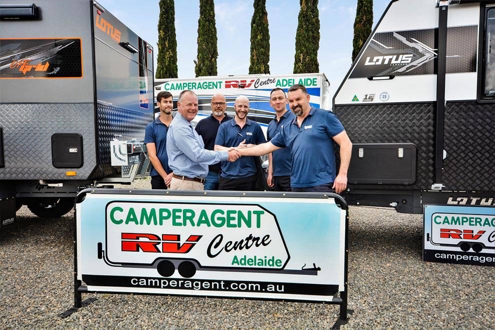 Introducing New Lotus Caravans Dealer In SA