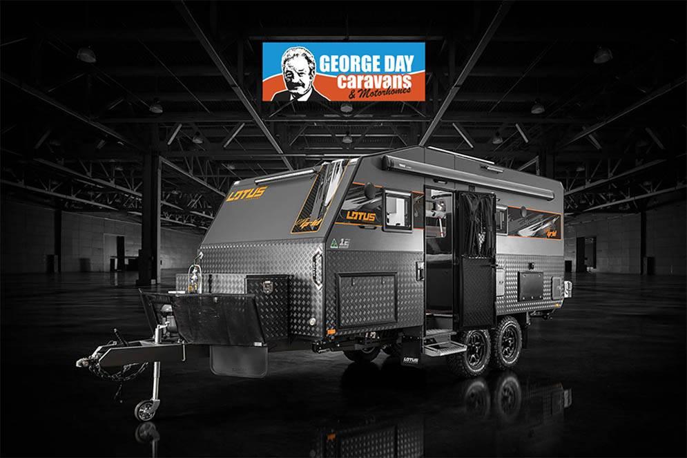 Introducing New Lotus Caravans Dealer In WA