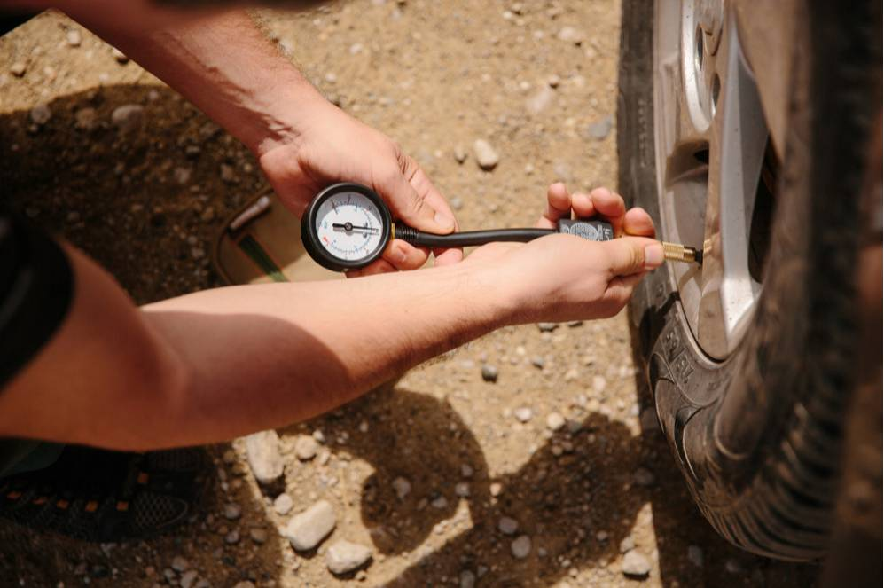 What on-road tyre pressures are right for you?