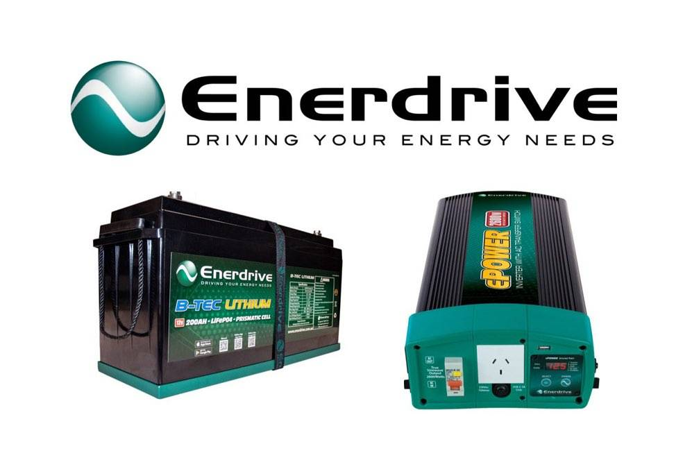 New Additions For 2021 - Enerdrive