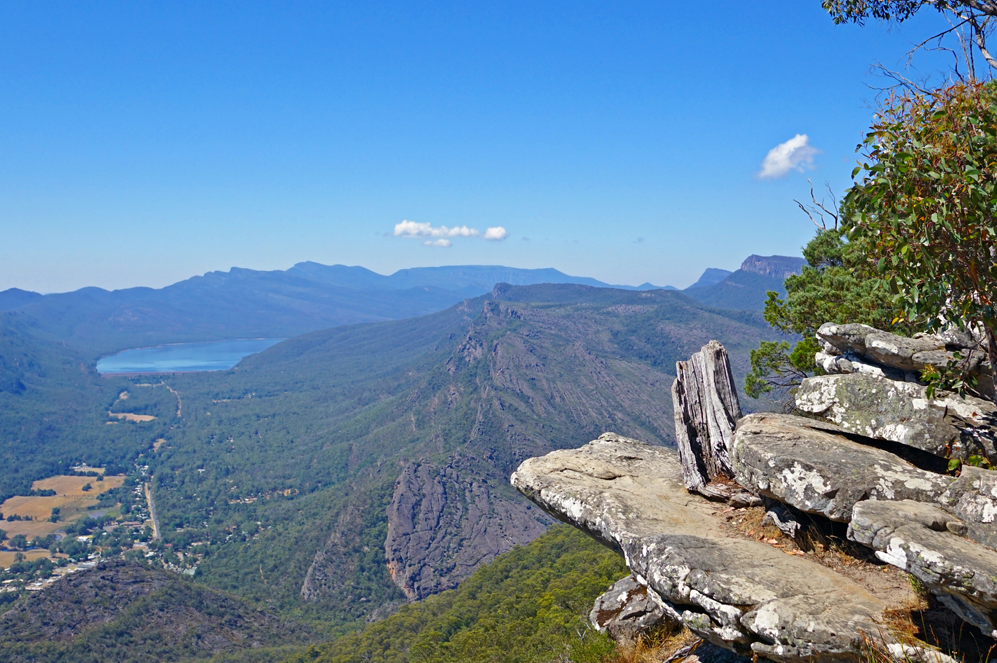 Wish You Were Here - The Grampians