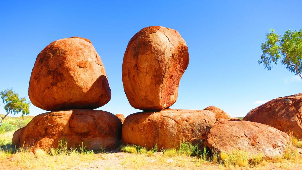 Our favourite spots: Devils Marbles, NT