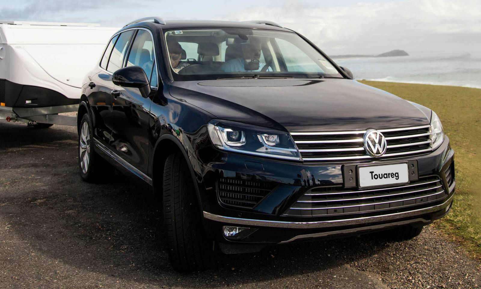 Go in the draw for your chance to win a VW Touareg 150TDI