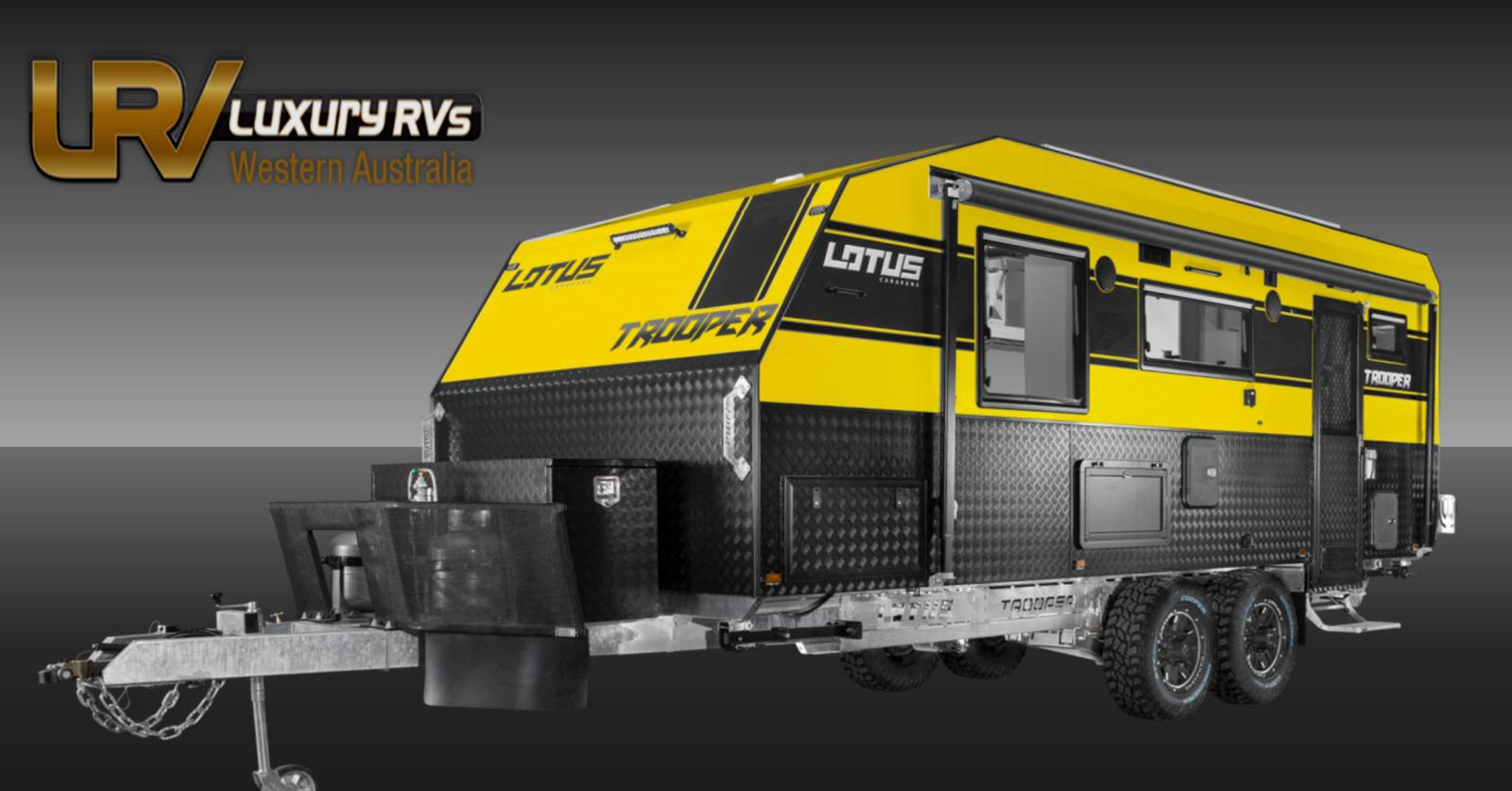 Dealer of the month: Luxury RVs WA
