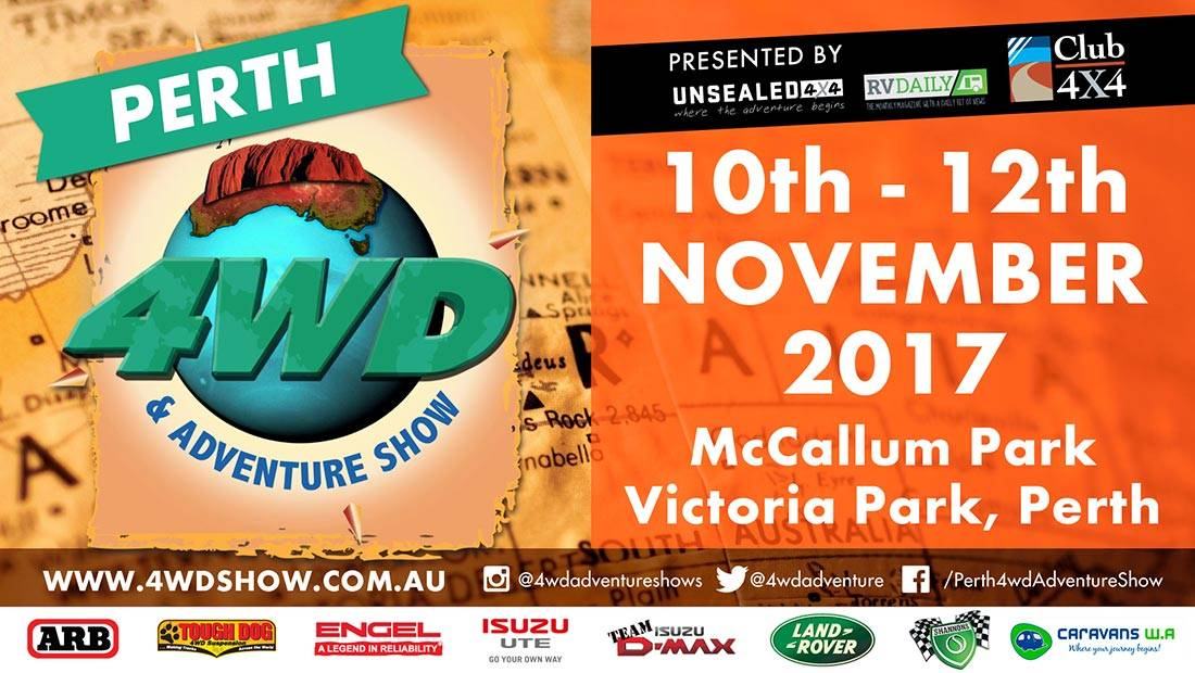 Perth 4WD & Adventure Show