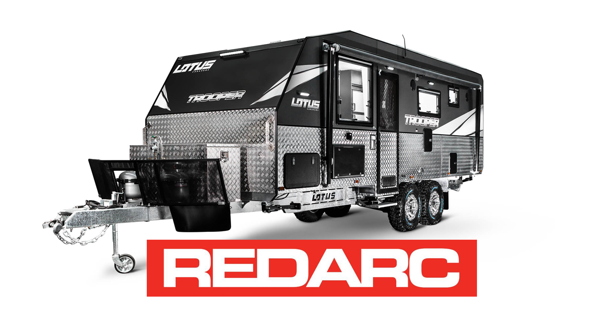 REDARC MANAGER30 – an all-in-one battery management system