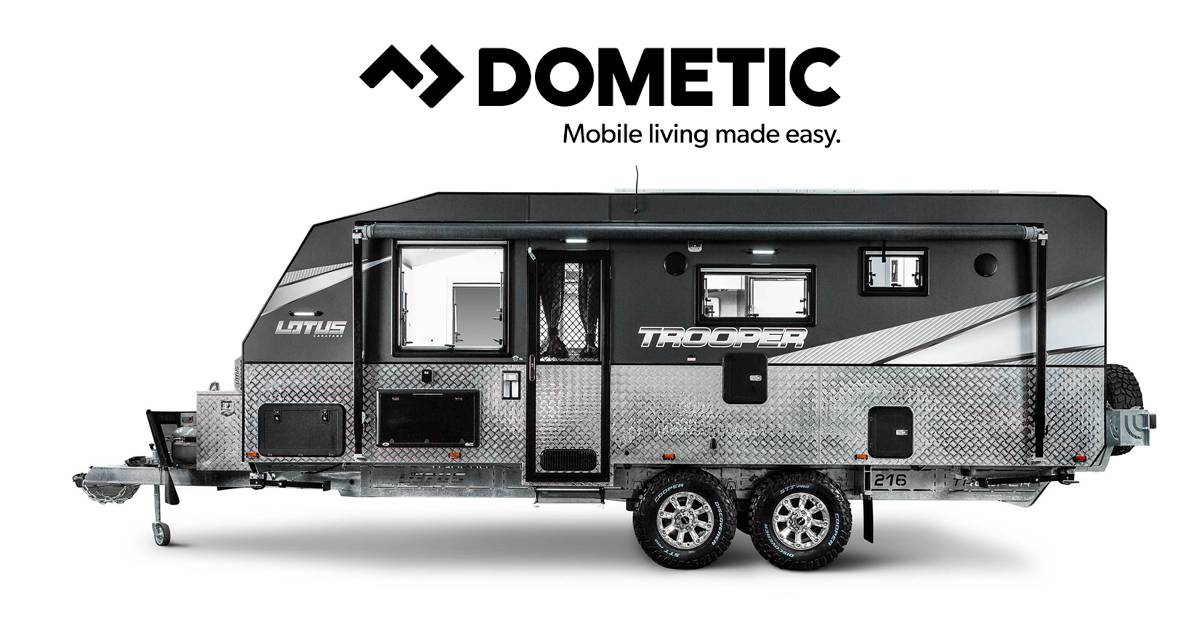 Dometic: Mobile living made easy