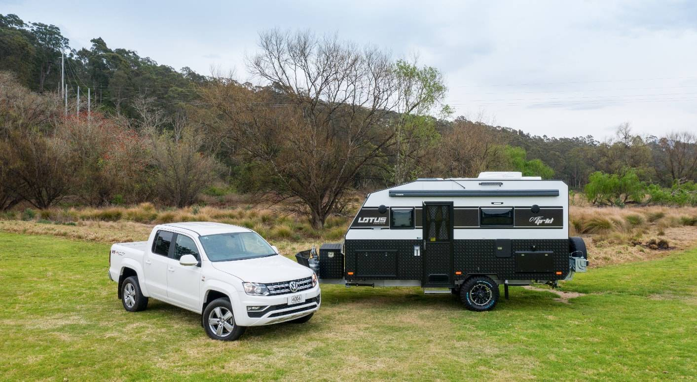 Lotus Caravans $190k+ Adventure Giveaway