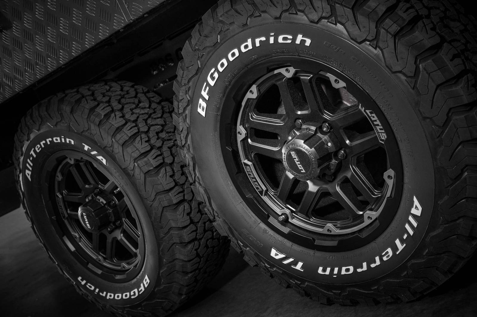 BF Goodrich Tyres – For enthusiasts by enthusiasts