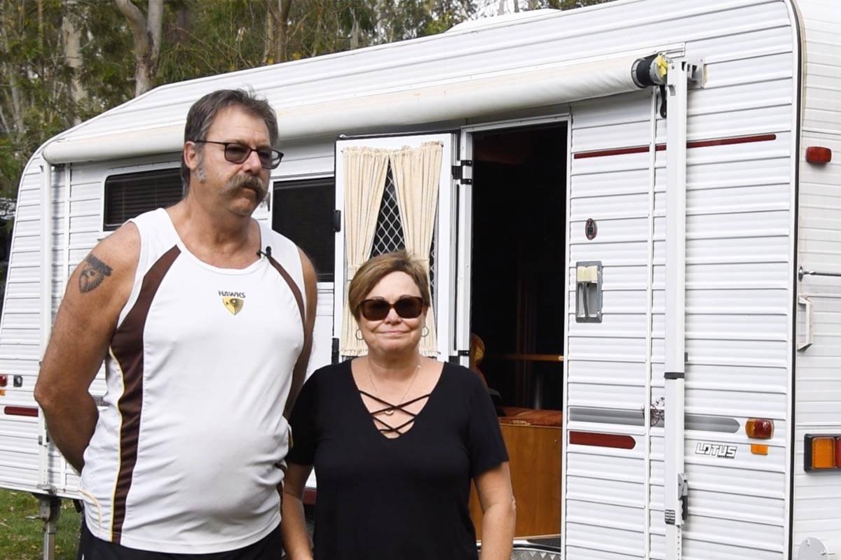 Lotus Owners: Steve & Jeannie Dawber