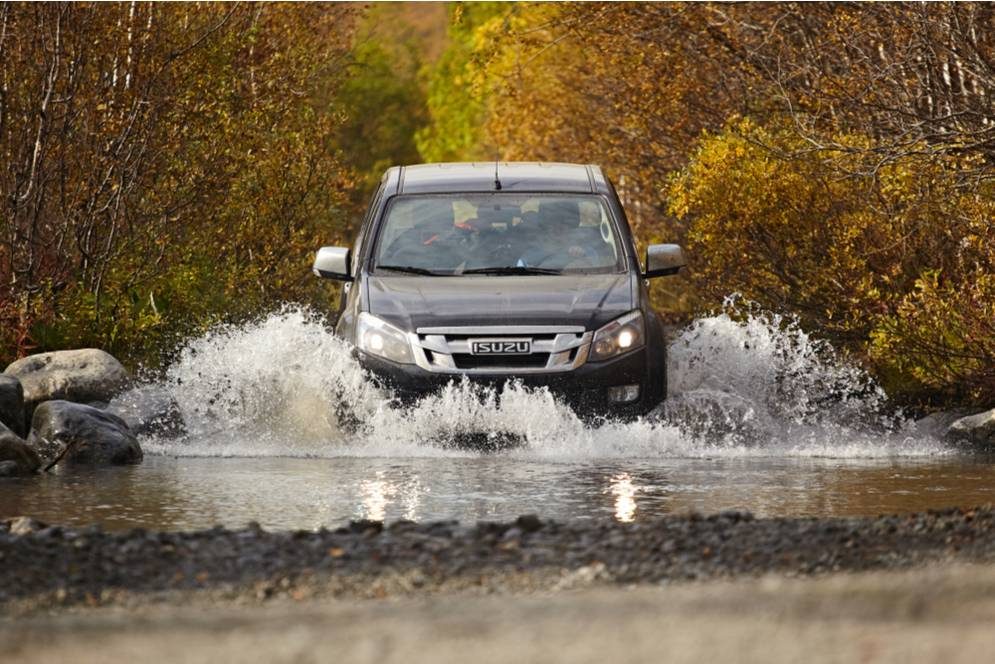Tips For Navigating Water Crossings