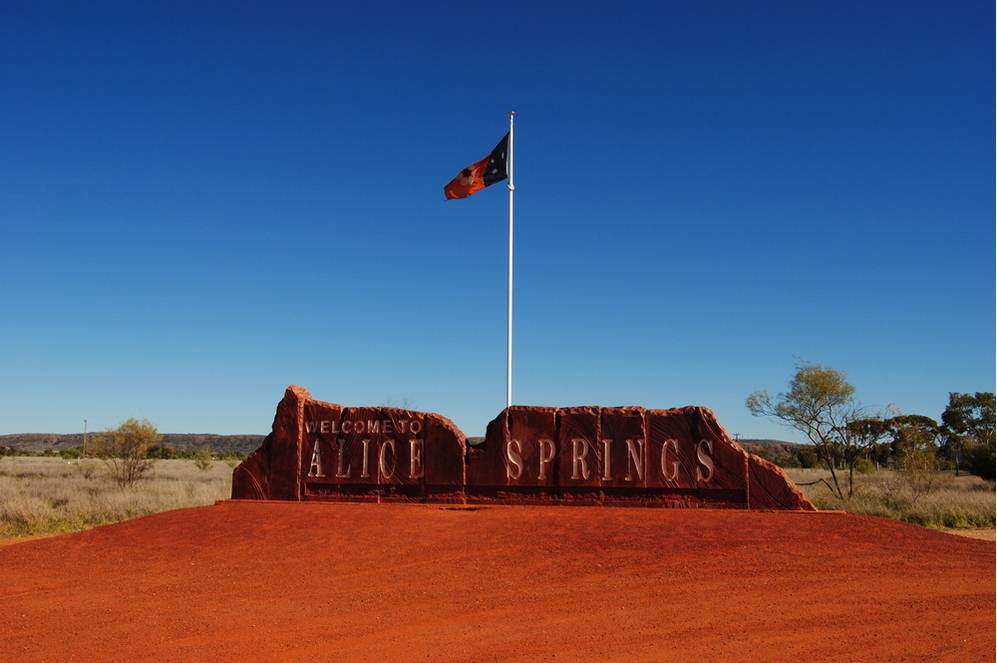 3 Days In Alice Springs