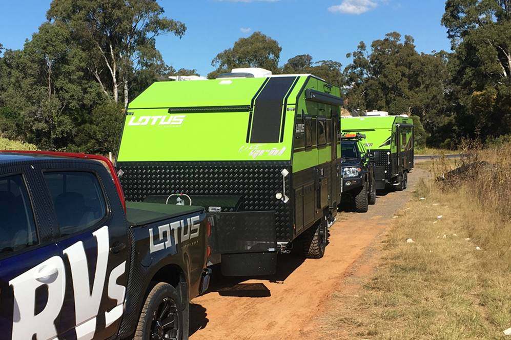 Top tips for 4x4 convoy etiquette