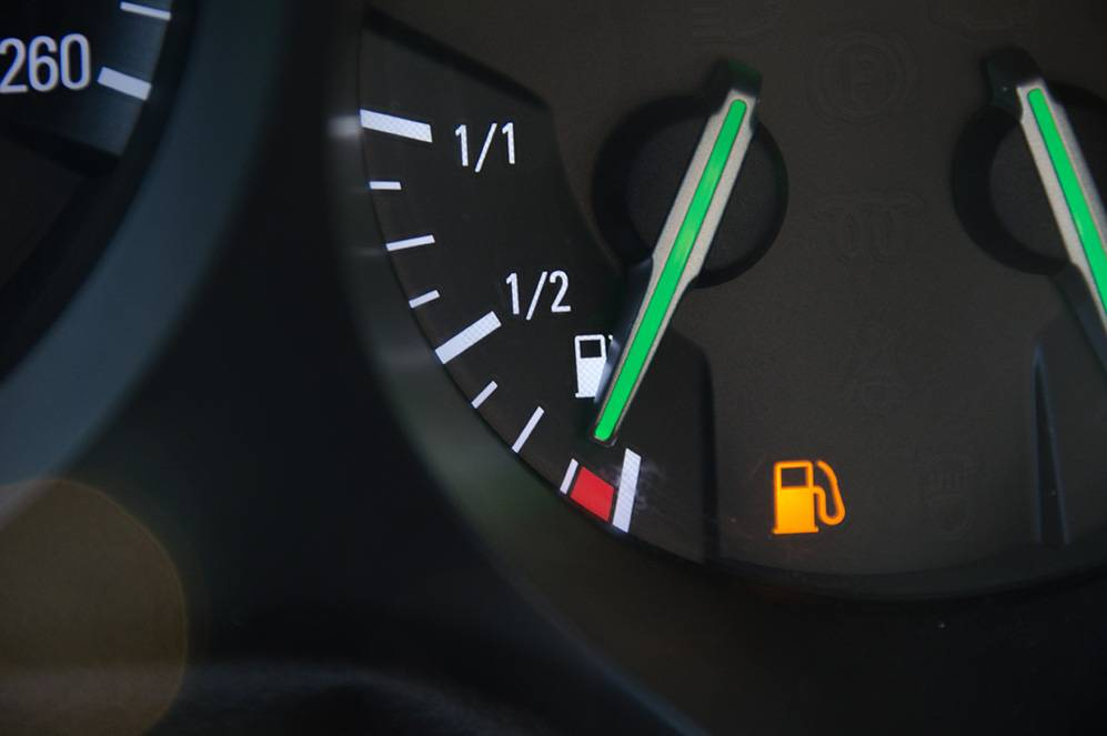 Why you shouldn't let your fuel tank run too low