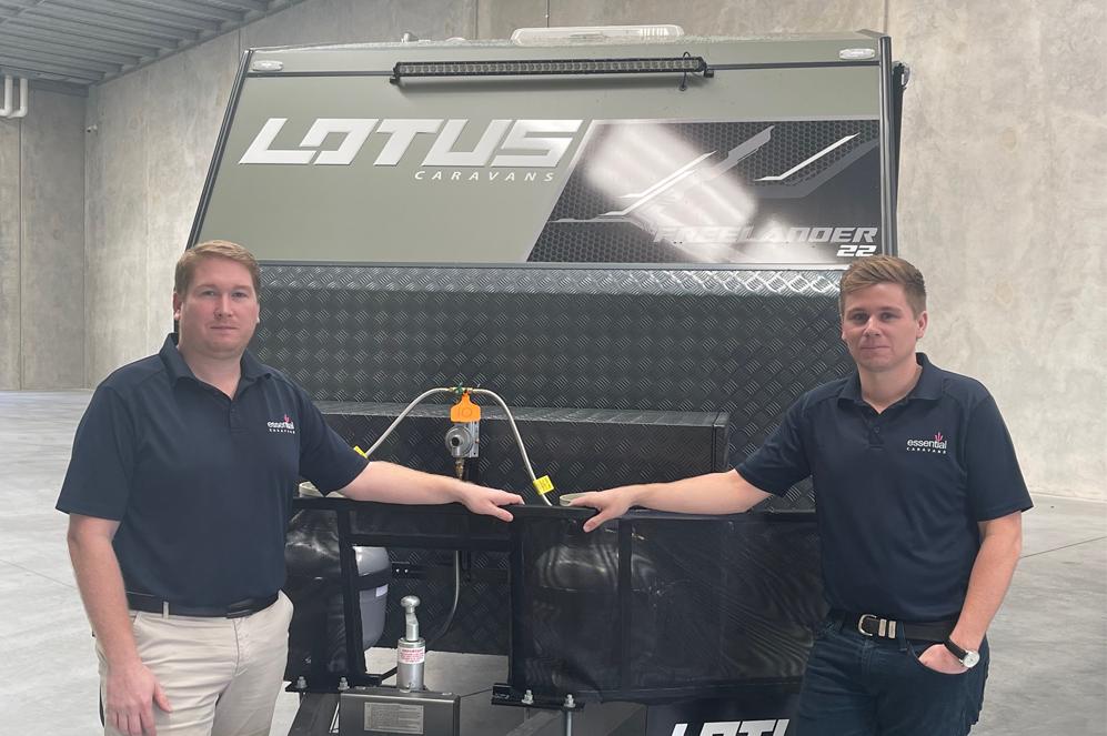Introducing New Lotus Caravans Dealer In QLD