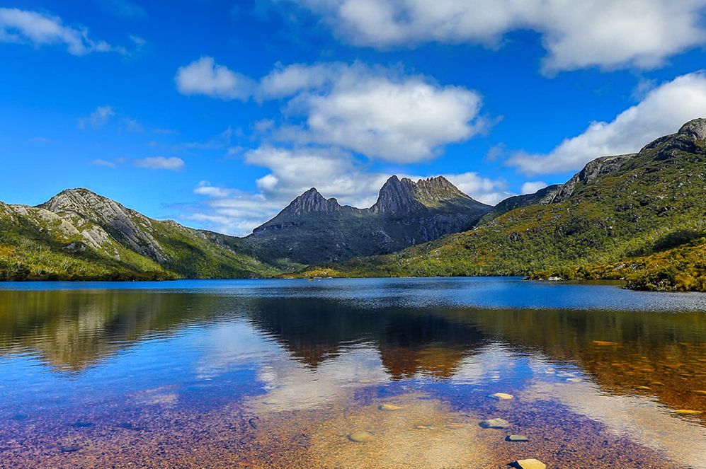 Wish You Were Here - Cradle Mountain