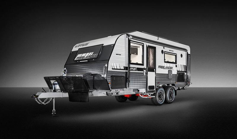 New Lotus Caravans At Gold Coast Caravan Sales  Gold Coast
