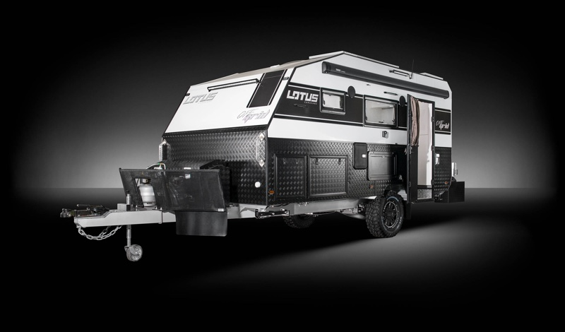 Ultimate off road caravan with lastest image in us for Electric motor repairs melbourne