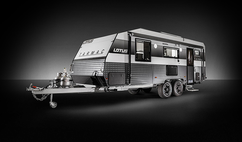 Elegant Lifestyle Industries  Caravans  Marketing