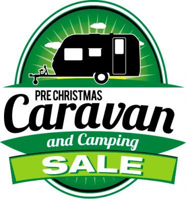 Pre-Christmas Caravan and Camping Sale