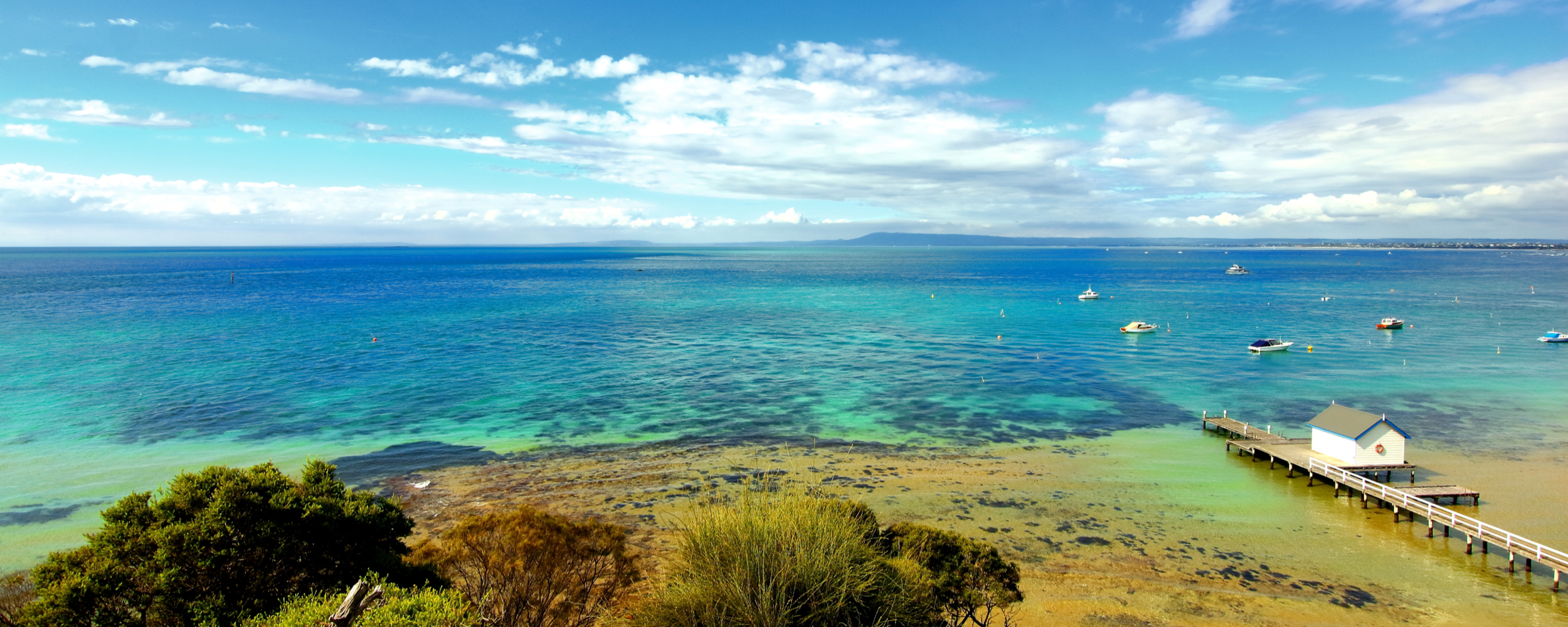 Surprise the kids with an exciting trip to the scenic seaside town of Sorrento, VIC
