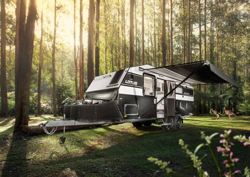 ALL THE LATEST NEWS FROM LOTUS CARAVANS