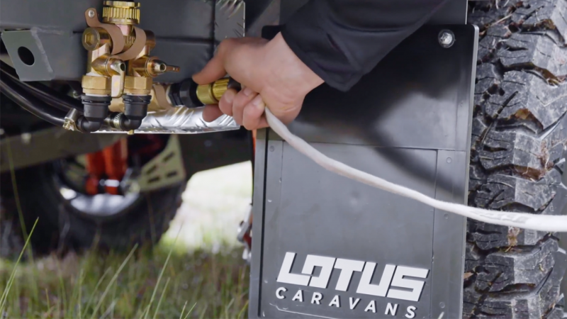 Top Tips - 5. Cleaning The Exterior Of Your Caravan