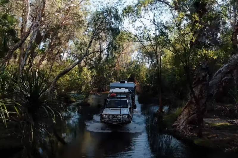 Conquering Queensland With Sean Scott - Mount Isa