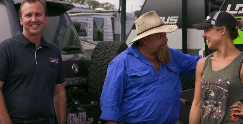 WUDU Season7E09: Picking up the Tarmac from Brisbane RVs
