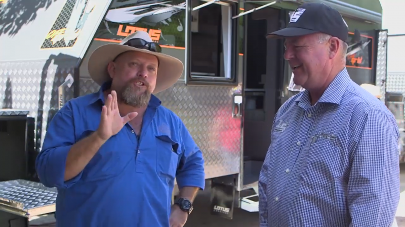 Dave and Macca from WUDU talk about the 2019 Off Grid