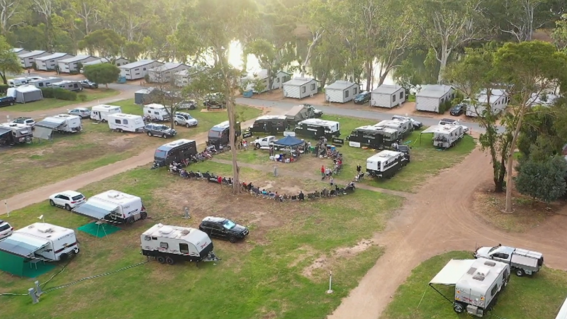 Lotus Caravans Owners Nagambie Gathering 2019