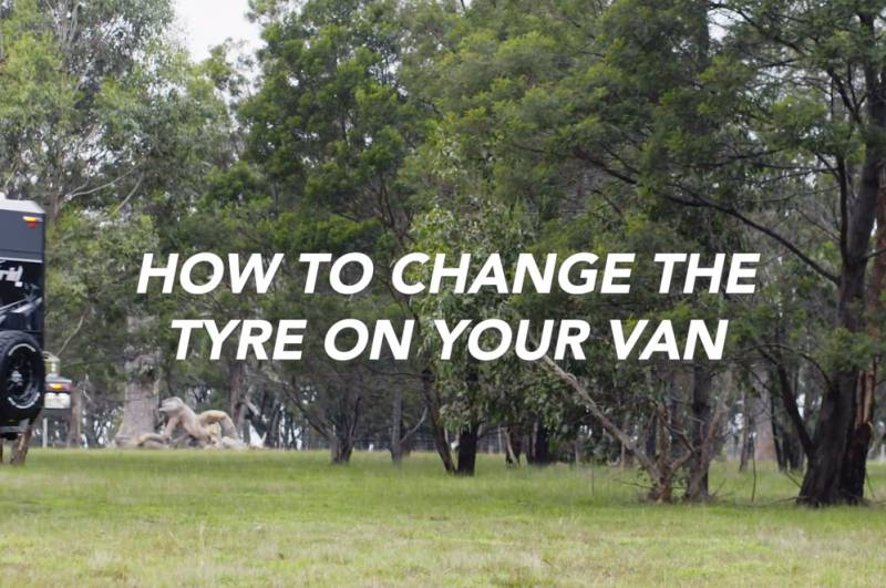 Top Tips 1 -  How To Change The Tyre On Your Van