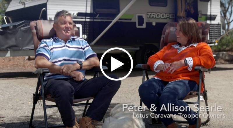 PETER AND ALLISON - VIDEO TESTIMONIAL