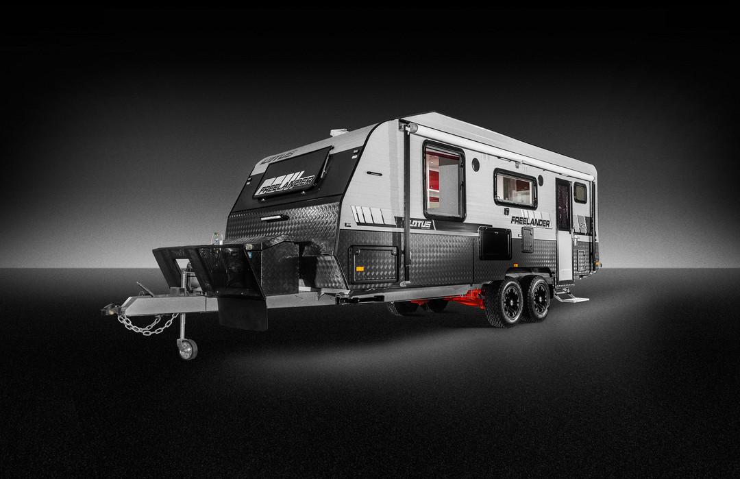 Range Sprint Lotus Caravans